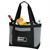 Designer Large Insulated Cooler Tote - Personalization Available