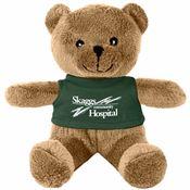 Fuzzy Friends Bear - Personalization Available