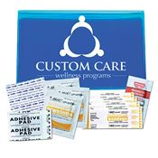 Simple Bandage First Aid Kit - Personalization Available