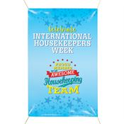 International Housekeepers Week Vinyl Banner