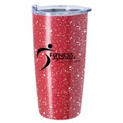 Speckled Fiji Stainless Steel Tumbler 20-oz. - Personalization Available