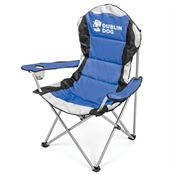 Go Everywhere Padded Fold Up Lounge Chair   Personalization Available