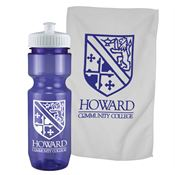 Workout Sport Set Bottle - Personalization Available