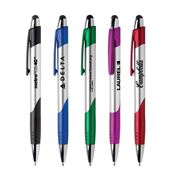 Fiji Chrome® Stylus Pen - Personalization Available