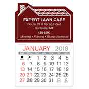 2019 Value Stick-Up House Calendar - Personalization Available