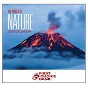 The Power Of Nature 2019 Calendar - Stapled - Personalization Available