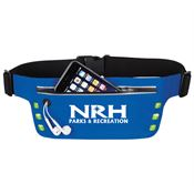 Running Belt WIth Safety Strip And Lights - Personalization Available