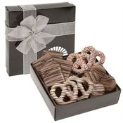 Signature Chocolate Dipped Elegance - Personalization Available
