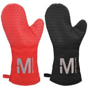 Silicone Grilling Mitt - Personalization Available