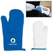 Oven Mitt - Personalization Available