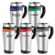 Color Touch 16-oz. Stainless Mug - Personalization Available