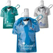Medical Scrubs Water Bottle - Personalization Available