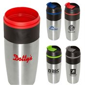 Easy-Sip Stainless Steel Tumbler 15-oz. - Personalization Available