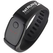 Wristband 3D Bluetooth® Pedometer - Personalization Available