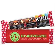 KIND® Bar - Dark Chocolate & Cherry Cashew + Antioxidants Flavor - Personalization Available