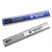 12-inch Ruler Calculator - Personalization Available