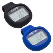 Show Or Stow 3D Pedometer - Personalization Available