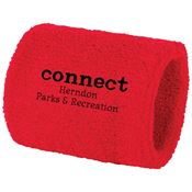Plush Terry Sport Wristband - Personalization Available