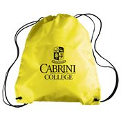 The Graduate Drawstring Backpack - Personalization Available