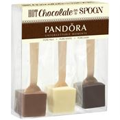 Hot Chocolate On A Spoon 3-Piece Gift Set With Classic Flavors - Personalization Available