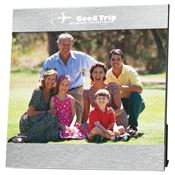 Aluminum Photo Frame - Personalization Available