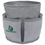 Round Printed Utility Tote - Personalization Available