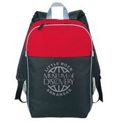 The Popin' Top Color Compu-Backpack - Personalization Available