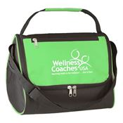 Triangle Insulated Lunch Bag - Personalization Available