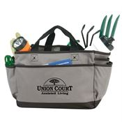 Polyester Gardening Tool Tote Bag - Personalization Available