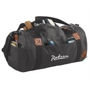 Alternative® Basic Cotton Barrel Duffel - Personalization Available