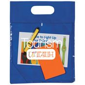 Clear View Exhibition Tote - Personalization Available