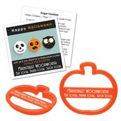 Pumpkin Cookie Cutter - Personalization Available