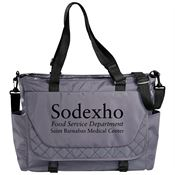 Commuter Compu-Messenger Tote - Personalization Available