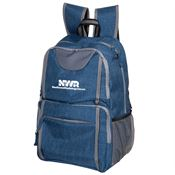 Strand Snow Canvas Backpack - Personalization Available