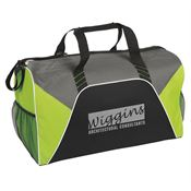 Color Panel Sport Duffel - Personalization Available