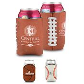 Sport Balls Can Cooler - Personalization Available
