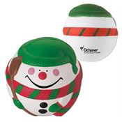 Snowman Stress Reliever - Personalization Available