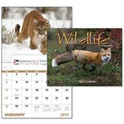 Window Wildlife Portraits Appointment Calendar - Personalization Available