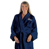Tahoe Microfleece Shawl Collar Robe - Personalization Available