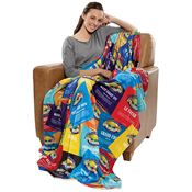 Tahoe Microfleece Throw - Personalization Available