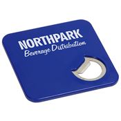 Bottle Opener Coaster - Personalization Available