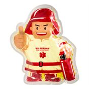 Firefighter Hot/Cold Pack - Personalization Available