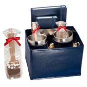 Tuscany™ Journals & Coffee Cups Gift Set - Personalization Available