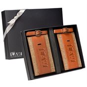Sierra™ Luggage Tag Gift Set - Personalization Available