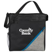 Corner Pocket Convention Tote - Personalization Available
