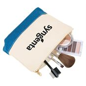 Riviera Cotton Utility Pouch - Personalization Available