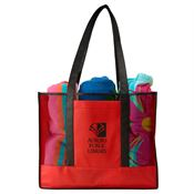 Havasu Non-Woven Beach Tote - Personalization Available