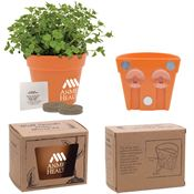 Wall Sprouts Planter Blossom Kit - Personalization Available