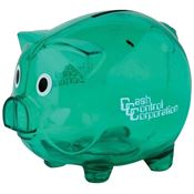 Large Reusable Piggy Bank - Personalization Available