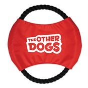 Dog Rope Throwing Toys - Personalization Available